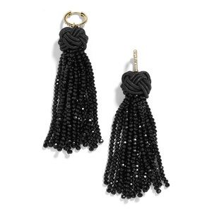 NWT Baublebar tassel earrings